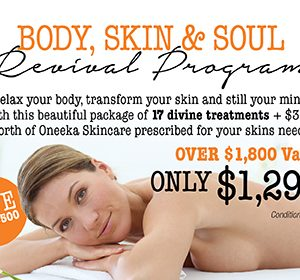 Body Skin Soul Package