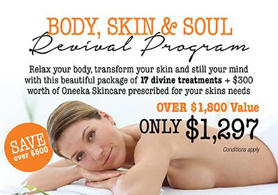 Body Skin Soul Package